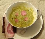 Zuppa di Piselli all'Olandese